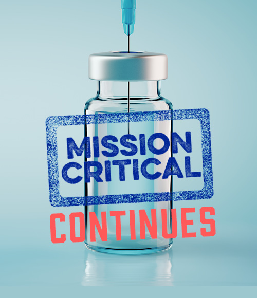 Mission Critical Vaccines